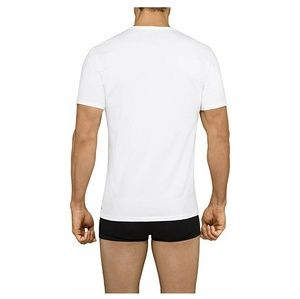 2 pack Calvin Klein cotton stretch v-neck T's L